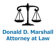 logo | Donald D. Marshall, Attorney at Law